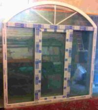 пластиковые окна в алматы, окно металлопластик